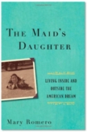 The Maid's Daughter Book Cover